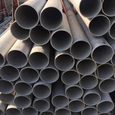 Hot Rolled Carbon Seamless Steel Pipe / Tube Galvanized Stainless Iron Pipe