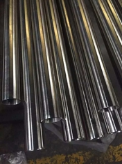 304 Seamless Stainless Steel Pipe 316L/304 Stainless Steel Sanitary Pipes  Mirror Polished For Milk Transport